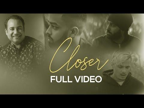 CLOSER LYRICS - Rahat Fateh Ali Khan | EZU | Ikka