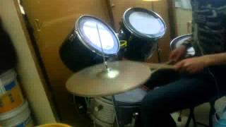Drum Cover Razor Blade-Version Demo olmos - Zoé