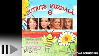 Cutiuta Muzicala 6 - Ioana Moldovan - Barza si broastele