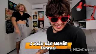 João não mamãe - Tiririca (Banda Xaputaria)