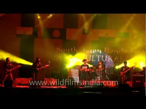 South Asian Band Festival 2012 receives an overwhelming response