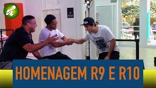Homenagem pro R9 e R10 - Fabio Brazza