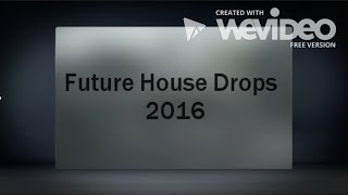 Future House Drops Of 2016
