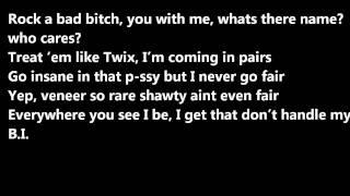 T.I. - Pyro (Lyrics)