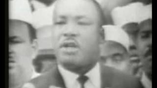 "Martin Luther King Vs. Barack Obama - ""I Have a Dream"" Vs. ""Yes We Can!"""