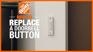 Replacing a Doorbell