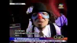 Los Drugos - Melcochita les agradece canción de homenaje