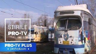 Cum riscă România să piardă 120 milioane €, bani cu care trebuie să cumpere 70 de tramvaie