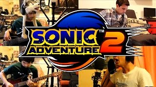 [Husky with friends] Sonic Adventure 2 goes Rock - Supporting Me (Biolizard Theme)