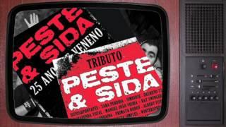 """Decreto 77  - """"Caixa Colorida"""" -  25 Anos de Veneno - Tributo aos Peste & Sida"""