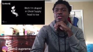 Ghostmane - Venom (lyrics) reaction
