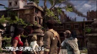 Uncharted 2: Chapter 8 Treasures