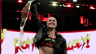 WWE Ronda Rousey Theme Song Ringtone