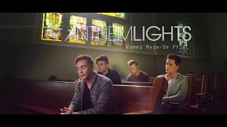 Hymns Mashup | Amazing Grace x Be Thou My Vision x Come Thou Fount | Anthem Lights
