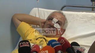 Report Tv - Dhunohet avokati në Durrës, Ilia: Janë njerëzit e prokurorit