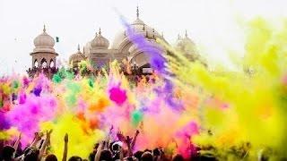 Festival de cores - maior festa de cores do mundo 2014