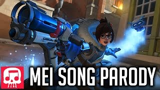 """MEI SONG - """"It's Gonna Be Mei"""" by JT Machinima (Overwatch Song Parody of *NSYNC)"""