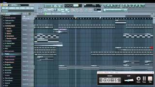 PSY-GOA Trance Made On FL Studio