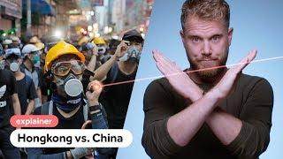 De slimme protesten in de eindeloze slag om Hongkong