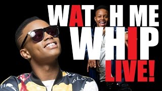 SILENTO Greatest Watch Me Whip it *Live Performance Yet!