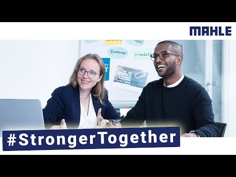 #StrongerTogether I Join team MAHLE