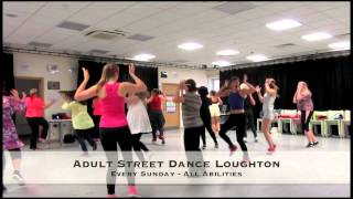 Adult Street Dance Loughton - 'Boogie Wonderland' - 26.07.2015