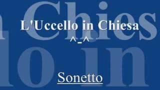 L'Uccello in Chiesa - Sonetto ^.^