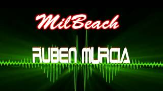 MilBeach ecualizador DJ RUBEN MURCIA