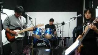 GRASS 樂團-skid row 18&LIFE cover