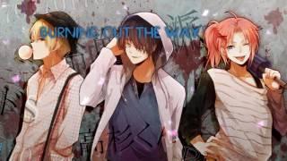 Nightcore - Just Like Fire [Male Version]
