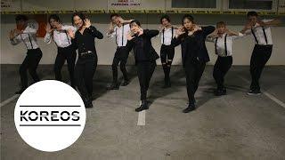 [Koreos]  EXO-CBX (첸백시) - Hey Mama 헤이 마마 Dance Cover