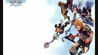 Kingdom Hearts Birth by Sleep OST - 12 Dwarf Woodlands
