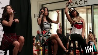 Fifth Harmony 'Reflection' Live (Acoustic Performance)