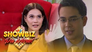 SHOWBIZ PA MORE: Bea Alonzo and John Lloyd Cruz didn't start off as friends