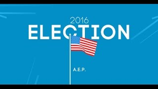 2016 Election — After Effects project | Videohive template