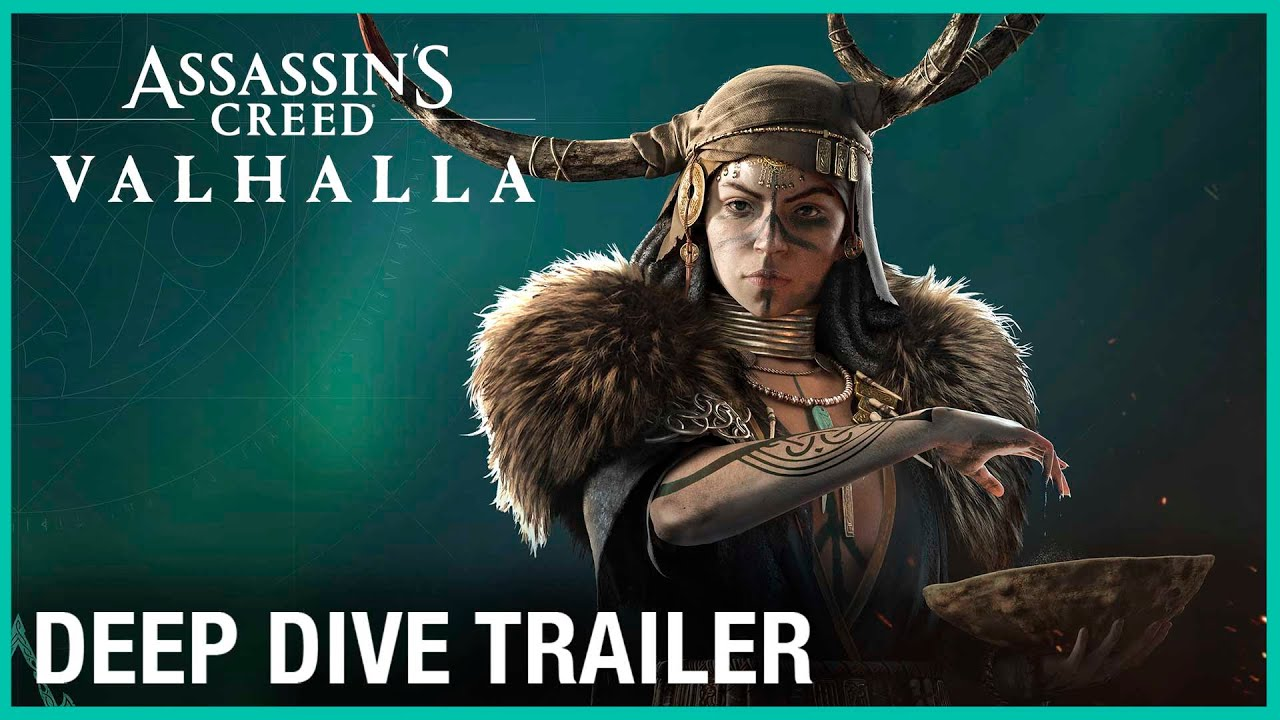 Assassin's Creed Valhalla – Deep Dive Trailer