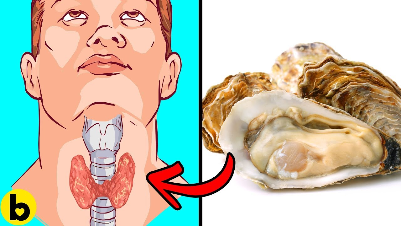 13 Foods that can help Heal your Thyroid