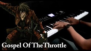Drifters OP - Gospel Of The Throttle 狂奔REMIX ver. (FULL) | Piano Cover