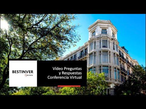 Vídeo Preguntas y Respuestas de la Conferencia Virtual de Inversores de BESTINVER, celebrada el 11 de febrero de 2021, donde podrás ver las respuestas de nuestros gestores de las preguntas que se dejaron sin responder el día de la emisión.