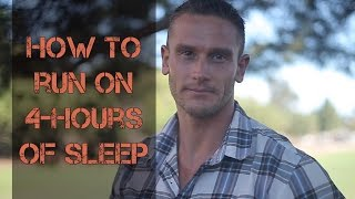 How to Sleep Less and Get More Out of Your Day- Thomas DeLauer