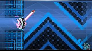 Geometry Dash - Frozen Jawbreaker by TheRealSneaky Complete + 3 Coins (Live)