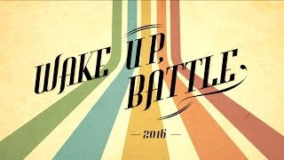 Chakal | Judges Demo | Wake Up Battle 2016 | FSTV