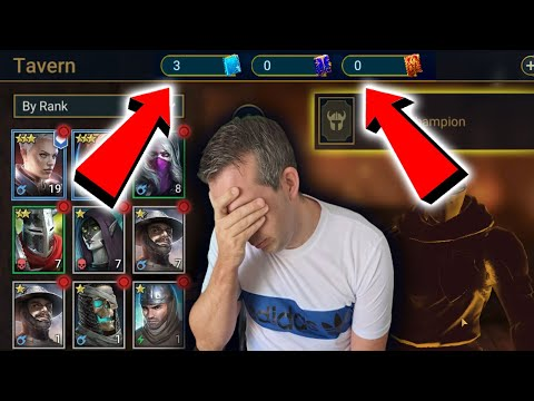 RAID's BOOK ISSUE IS GETTING WORSE! | Raid: Shadow Legends