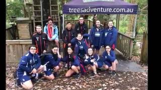SEDA Diploma Maribyrnong Trees Adventure