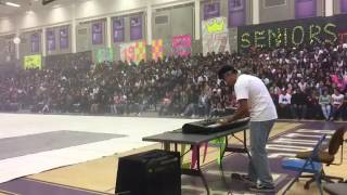 BlackLight Rally At High School Dr. Dre - Still D.R.E.ft. Snoop Dogg (Original Video)