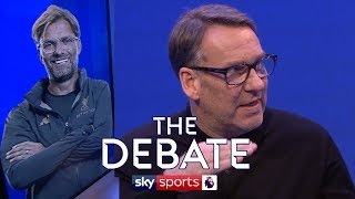 Paul Merson explains why Liverpool's FA Cup exit could be the 'best thing to happen' | The Debate