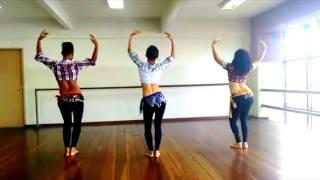 Trio BellyDance - Feira de Mangaio - Fusão