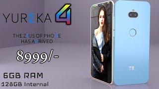 Yureka 4, 6GB RAM, 128GB Internal, 20MP Camera, Price-8999/-