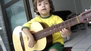 Pedro canta : meios de transporte