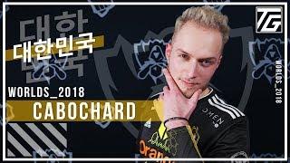 Cabochard jokes about two Korean losses